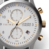 Ivory Lansen Chrono from SS16 in Watches